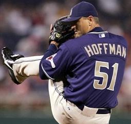 Hoffman acumulou 601 saves