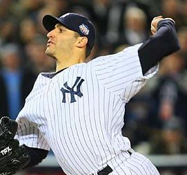 Andy Pettitte conquistou 5 World Series