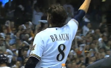 Ryan Braun MVP