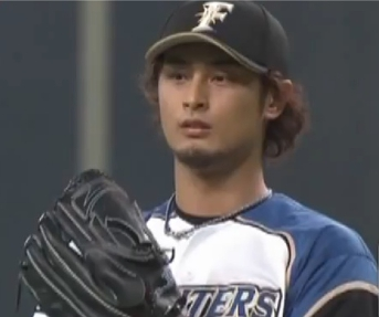 Yu Darvish no Texas Rangers